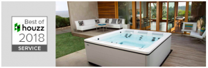 Best Hot Tubs Wins 2018 Best of Houzz Service Award