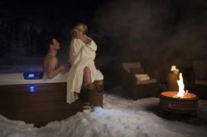 Enjoy Your Hot Tub No Matter the Weather