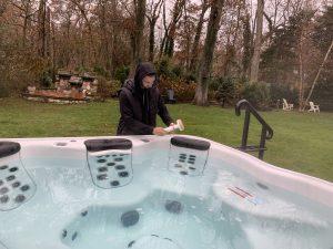 Best Hot Tubs Service Tech