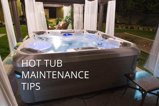 Hot Tub Maintenance Made Easy (And In Time for Valentine's Day)