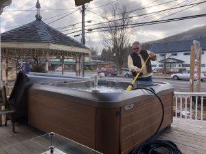 Tim Keiger, Best Hot Tubs, Windham