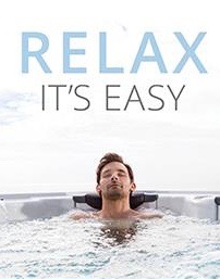 Relax in a Well Maintained Spa