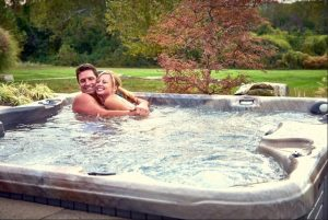 Best Hot Tub Client Spa's Clean Water