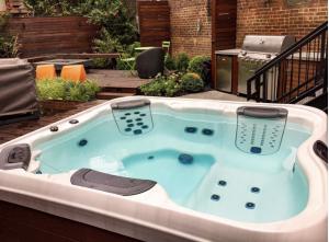 Pristine Hot Tubs: