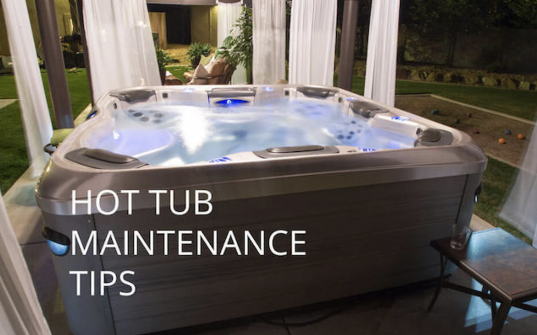 Properly Sanitized Hot Tubs the Easy Way