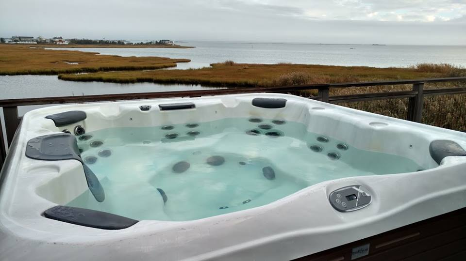 Spa Care Is Easy with Weekly Hot Tub Service Visits