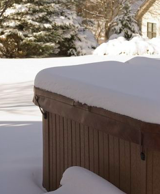Cold Weather Hot Tub Care Made Easy with Professional Service